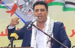 """نصر لـ """"أمد"""":  زيارة جبر وفتوح إلى غزة للقاء حماس وتذليل العقبات أمام الوصول المرتقب لوفد م .ت . ف"""
