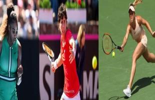 أمريكا وسويسرا وإسبانيا وروسيا إلى نهائيات كأس الاتحاد للتنس