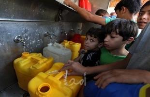 بلدية غزة تصدر توضيحاً بشأن أزمة وصول المياه للمواطنين