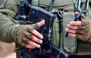 إصابة جندي إسرائيلي بجراح خطيرة في معسكر بالأغوار