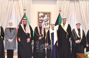 أمير الكويت يصدر مرسوماً بتعديل وزاري على الحكومة