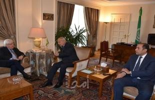 أبو الغيط يلتقي مبعوثيّ الأمم المتحدة لكل من اليمن وسوريا