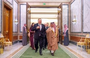 بومبيو: نتطلع الى حوار استراتيجي مع السعودية وشكرت بن فرحان لدفع السلام في اليمن