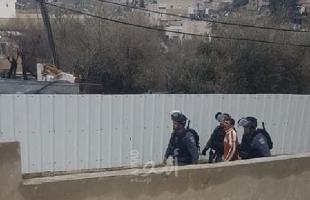 قلقيلية: قوات الاحتلال تعتقل طفلين