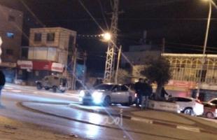 نابلس: مستوطنون يهاجمون منازل ومركبات المواطنين قرب اللبن الشرقية