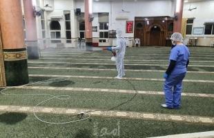 أوقاف حماس: ترتيبات لإعادة فتح المساجد في قطاع غزة