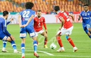 الـ VAR ينقذ الأهلي من الهزيمة أمام سموحة في الدوري المصري - فيديو