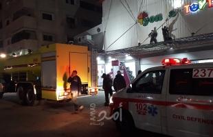 معتكرار حوادث الحرائق.. الدفاع المدني يصدر إرشادات مهمة للمواطنين في قطاع غزة