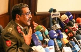 الجيش الليبي يضع 3 شروط لإعادة فتح الموانئ والحقول النفطية في البلاد