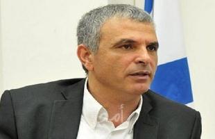 لمواجهة كورونا..كحلون يوقع على تحويل مبلغ 120 مليون شيكل من أموال الضرائب الفلسطينية