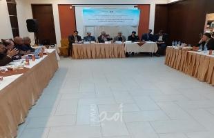 أشغال حماستطالببالتدخل العاجل لحماية شاطئ بحر غزة