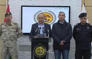 الأردن: توصية بعزل مناطق في العاصمة للسيطرة على فيروس كورونا