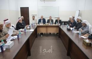 أوقاف غزة تقرر تمديد إيقاف صلاة الجماعة والجمعة لمدة 14 يوماً