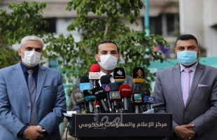لجنة حماس الحكومية: لا إصابات جديدة وكافة القرارات المتعلقة بمنع التجمعات لا زالت سارية
