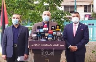 لجنة حماس الحكومية تطالب الالتزام باجراءات الحجر المنزلي وتحمل إسرائيل مسؤولية تدهور الوضع الصحي في غزة