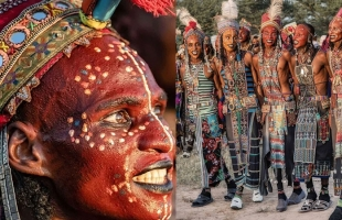أغرب قبيلة أفريقية في العالم