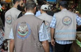 """غزة: مباحث التموين تُتلف 18 طن """"حليب فاسد"""""""