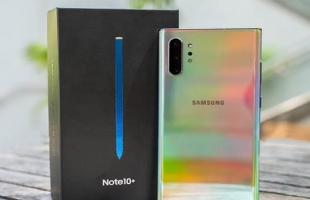 سامسونج تصدر تحديث شهر مايو لهواتف Galaxy Note 10