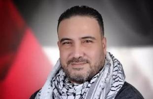 مروان البرغوثي يخرج من وسط حصار غزة