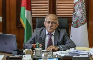 السراج: أكثر من 12 مليون دولار قيمة مشاريع بلدية غزة في (2020-2021)