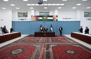 عباس: أصبحنا في حل من كل الاتفاقيات الموقعة مع إسرائيل
