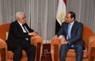 في زيارة رسمية.. الرئيس عباس يصل إلى القاهرة