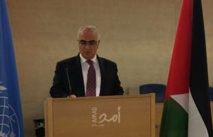 خريشي: احجام دول أوروبية عن المشاركة في دورة حقوق الانسان يشجع إسرائيل على مواصلة انتهاكاتها-فيديو
