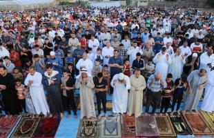 غزة: أوقاف حماس تؤكد استمرار إقامة صلاة العيد في المساجد والساحات