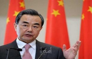 وزير خارجية الصين: علاقات الشراكة بين الصين والإمارات تزداد قوة وهناك انتاج لقاح بسعر ميسر