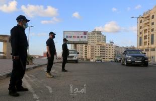 شرطة حماس تعتقل 4 مواطنين بتهمة الاعتداء على عناصرها بخانيونس - فيديو