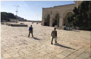 سلطات الاحتلال تبعد أسيرين محررين عن المسجد الأقصى