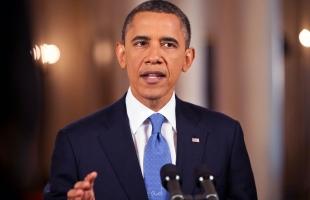 أوباما: المجتمع الأمريكى يصرخ ويتوق بشدة للتغيير