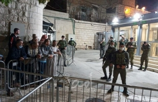قناة عبرية: إحباط عملية طعن قرب الحرم الإبراهيمي بالخليل