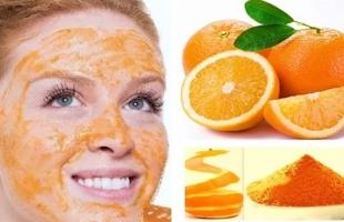 فوائد زيت البرتقال للوجه