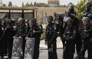 سلطات الاحتلال تبعد مدير نادي الأسير بالقدس عن المسجد الأقصى