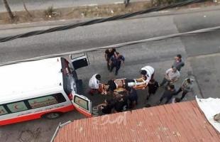 نابلس: وفاة طفل وإصابة والده جراء حادث سير