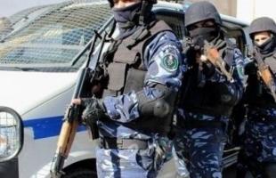 الشرطة والأجهزة الأمنية تتلف 52 مركبة غير قانونية بقصرة جنوب نابلس