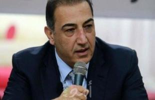 مجلي يوجه رسالة للرئيس عباس حول حادثة مقتل نزار بنات