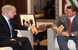 """يديعوت: العاهل الأردني يرفض الاجتماع مع """"نتنياهو"""" بسبب خطة الضم"""