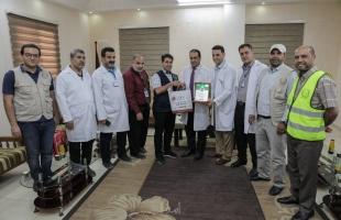 الإغاثة 48 تحيي فعاليات اليوم العالمي للمتبرعين بالدم