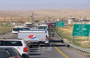 قوات الاحتلال تمنع عشرات الحافلات من الوصول إلى المهرجان الشعبي لمواجهة الضم في أريحا - صور