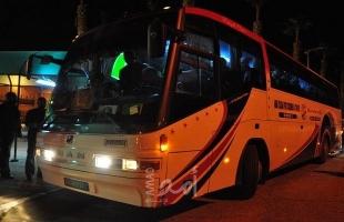 نقل ومواصلات حماس تقدم تسهيلات لشركات الباصات والحافلات العمومية