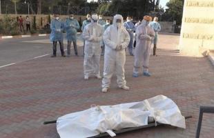 """الصحة الفلسطينية تسجل 28 حالة وفاة و2884 إصابة جديدة بـ""""كورونا"""""""