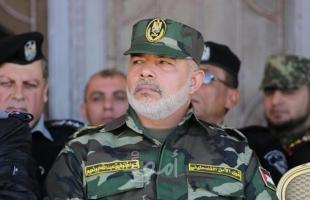 كيف استقال توفيق أبو نعيم من قيادة أجهزة أمن حما س بغزة؟