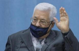 عباس يهنئ رئيسة سنغافورة بالعيد الوطني