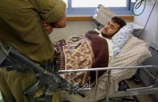 """سلطات الاحتلال تنقل الأسير باسل عجاج إلى العناية المكثفة في مستشفى """"سوروكا"""""""
