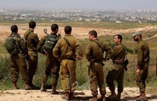 إصابة 4 جنود إسرائيليين جراء انقلاب مركبة قرب الحدود المصرية