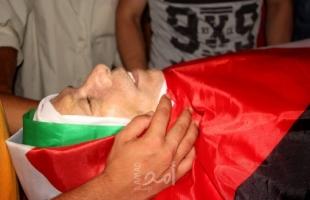 """بالصور والفيديو.. مشاركة شعبية في جنازة العقيد """"القيق"""" ومطالبات بالقصاص من القتلة"""