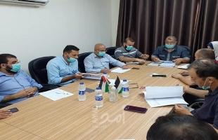 أشغال حماس تفتح مظاريف عطاء لعدد من المشاريع الحكومية