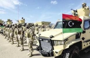 بعد بيان رئيس مجلس النواب الليبي صالح..حكومة السراج تعلن وقف إطلاق النار